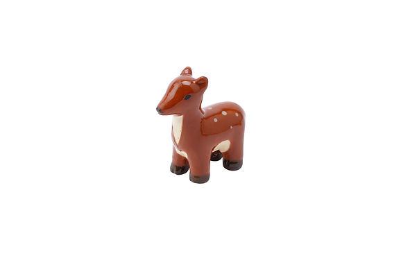 Mini Ceramic Deer