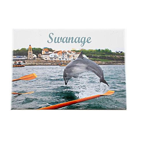 Bespoke Swanage Magnet