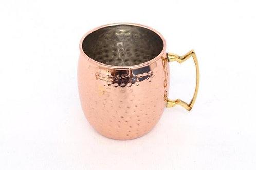 Copper Beaten Mug