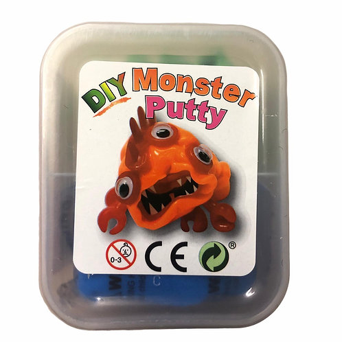 Diy Monster Putty