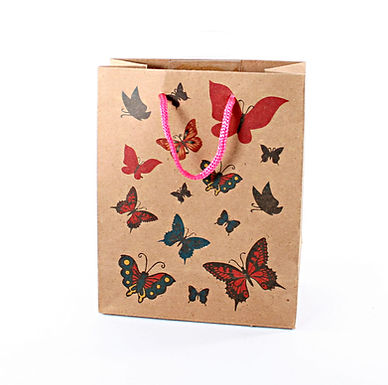 Butterfly Gift Bag