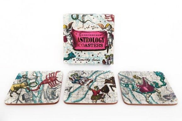 Box Of 6 Astrology Coasters
