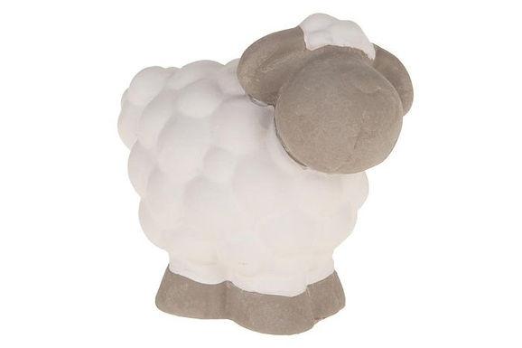 Ceramic Sheep Ornament