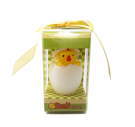 Candle Chick in an Egg
