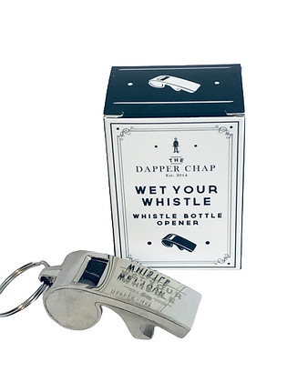 Whistle Bottle Opener