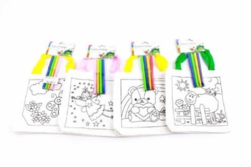 Colour Your Own Bag