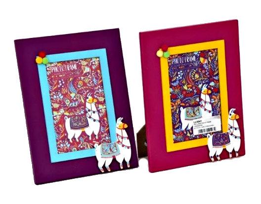 Llama Frame