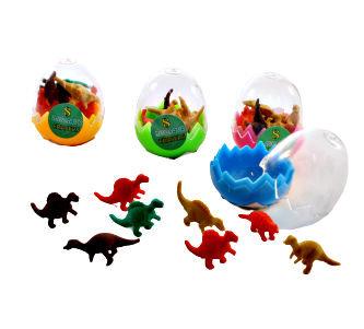 Dino Eraser in Egg
