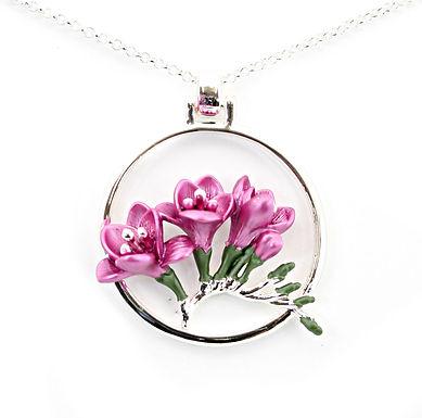Freesia Necklace