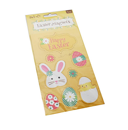 Pack of 7 Easter Magnets