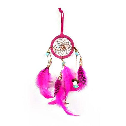 Small Pink Dreamcatcher