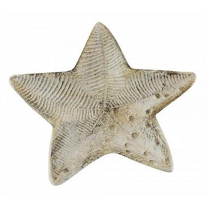 Metal Starfish Dish