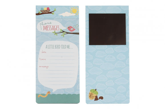 Bird Notepad