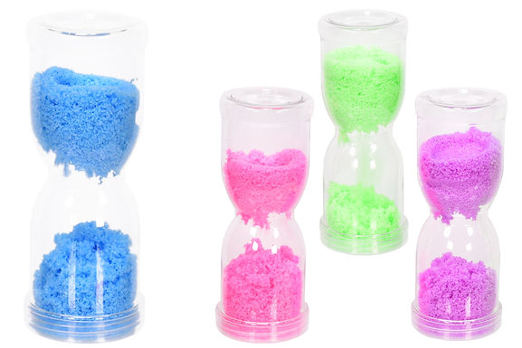 Moulding Sand in Timer Bottle
