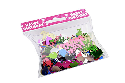 Birthday Table Confetti