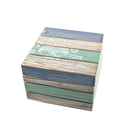 Nautical Plank Box