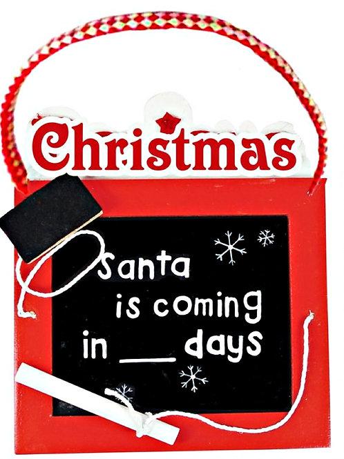 Christmas Black Board