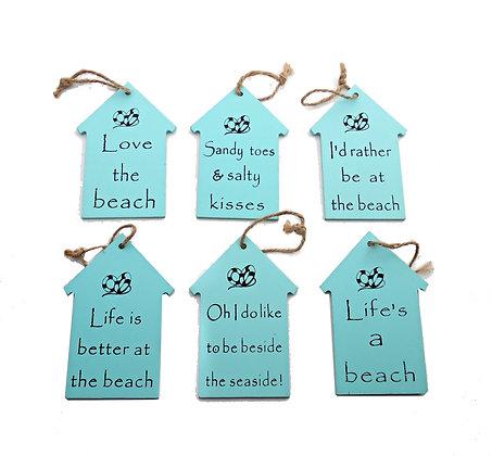 Beach Hut Hanger
