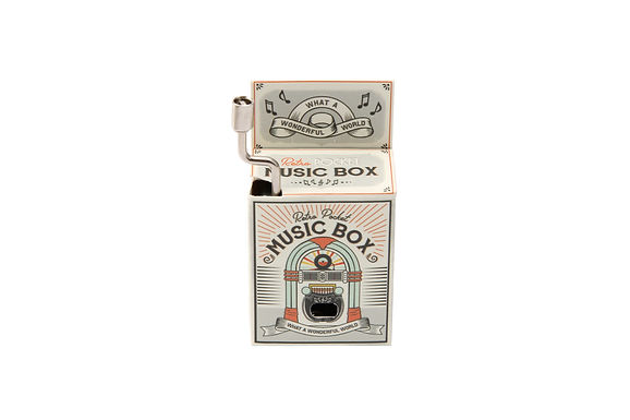 Music Box What a Wonderful World