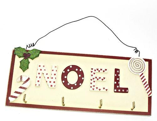 Noel Hooks Plaque
