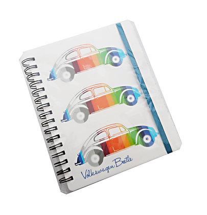 VW Beetle Notebook