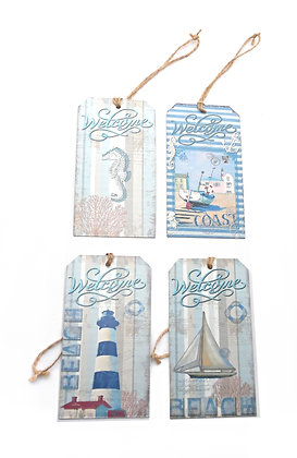 Metal Nautical Hanger