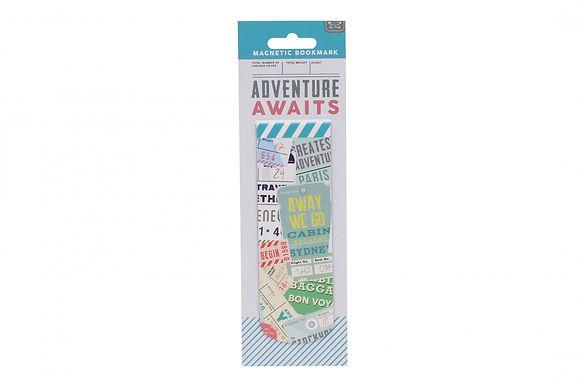 Adventurer Bookmark