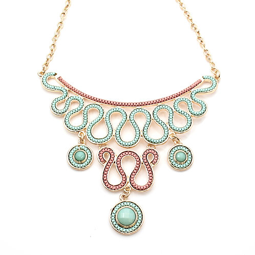 Egyptian Design Necklace