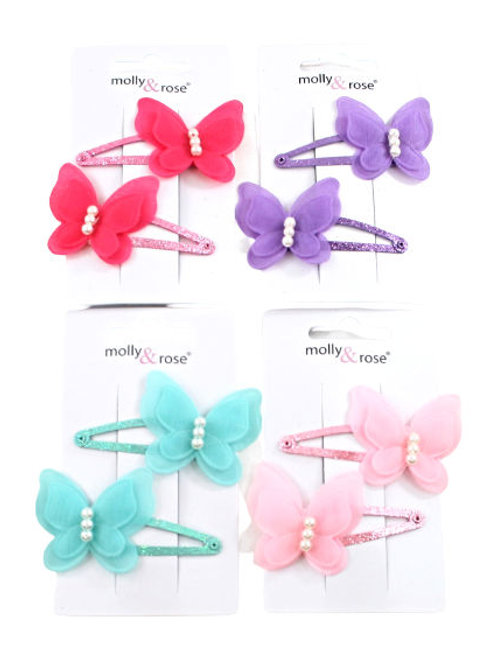Butterly Hair Clip