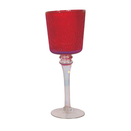 Candle Holder Glass Cup