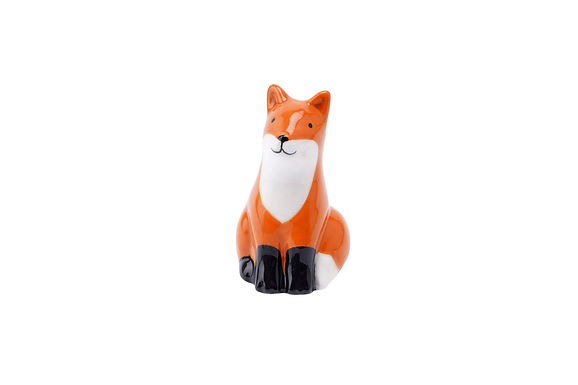 Mini Ceramic Fox