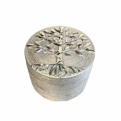 Ceramic Tree of Life Box