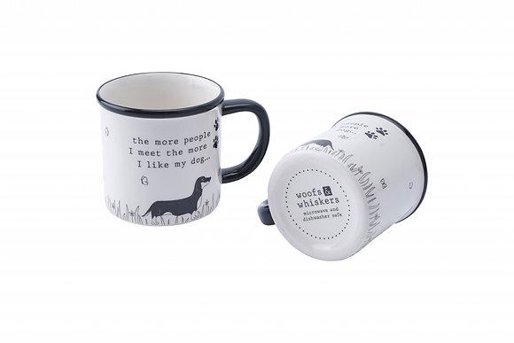 Woofs & Whiskers Mug