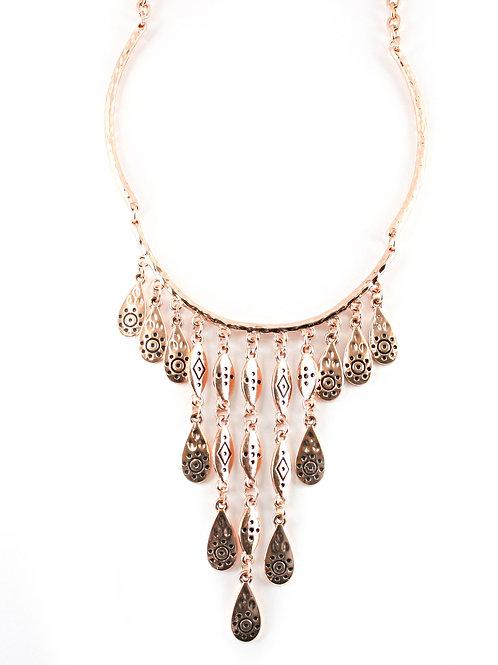 Collar Drop Necklace