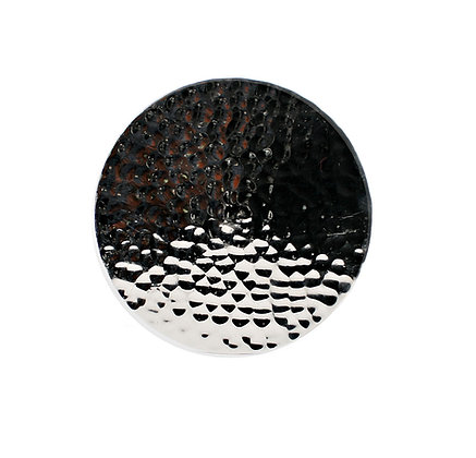 Silver Hammered Coaster