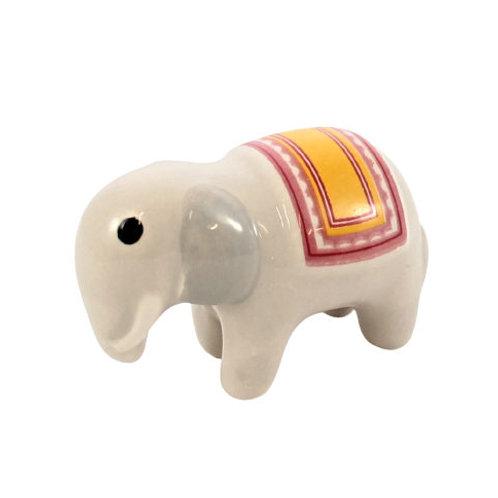 Lucky Ceramic Elephant
