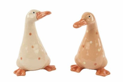 Ceramic Spotty Duck