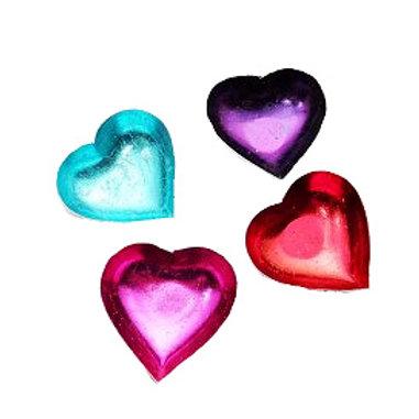Bright Metallic Heart Dish