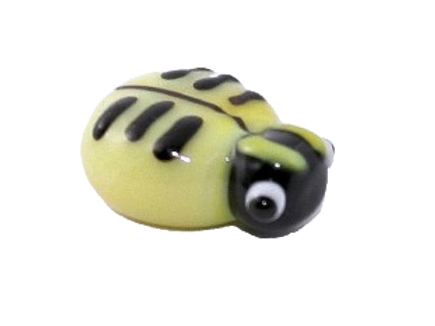 Glass Bee Nugget