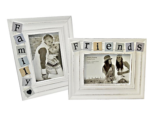 Friends Family Frame