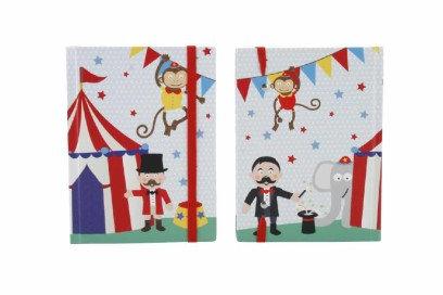 Circus Notebook
