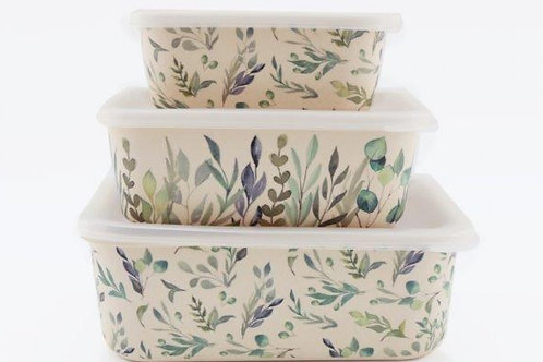 Bamboo Food Containers