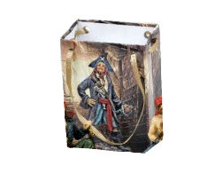 Tiny Pirate Gift Bag