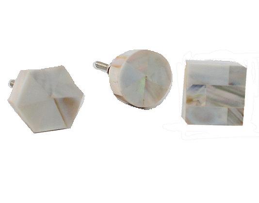 Resin Bone Drawer Pull