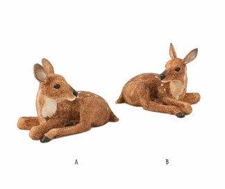 Small Resin Deer