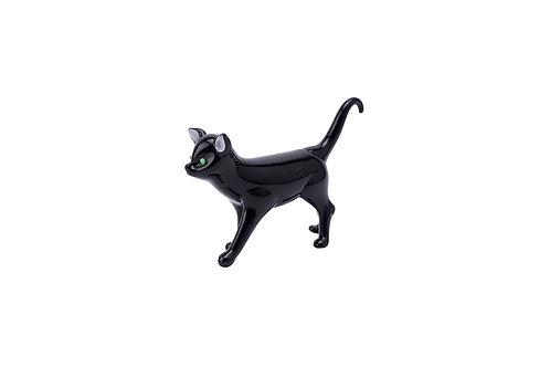 Glass Animal Black Cat