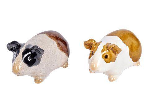 Small Ceramic Guinea Pig