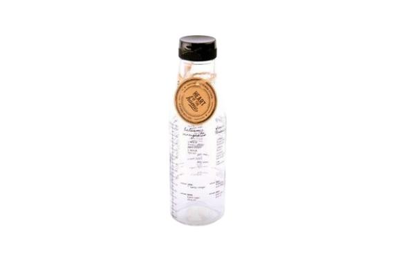 Measures Bottle