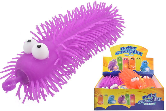 Caterpillar Stretchy Toy