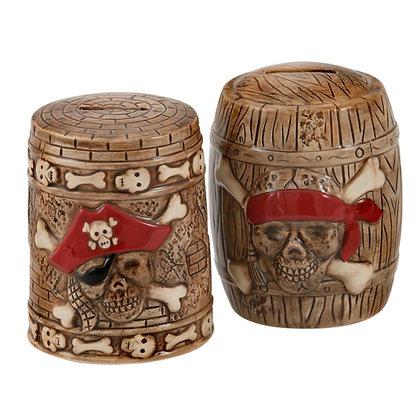 Ceramic Pirate Money Box